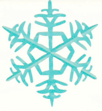 Snowflake_sachiblue